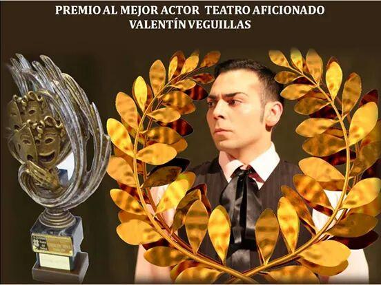 """Premios Del III Certamen Nacional De Teatro Aficionado Solidario """"Teatro Del Trébol"""""""