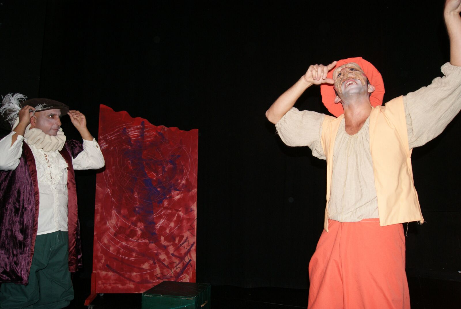 Premios Del I Festival Nacional De Teatro UNIR